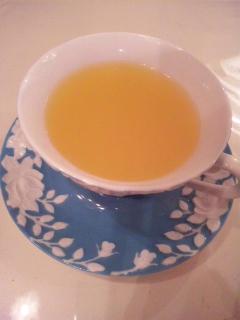 マンゴーはちみつ・ジンジャー茶